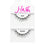 J Lash False Eyelashes #523
