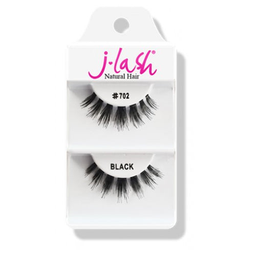 J Lash False Eyelashes #702