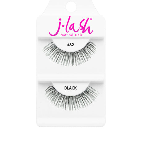J Lash False Eyelashes #82