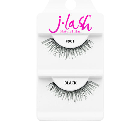 J Lash False Eyelashes #901