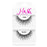 J Lash False Eyelashes #908