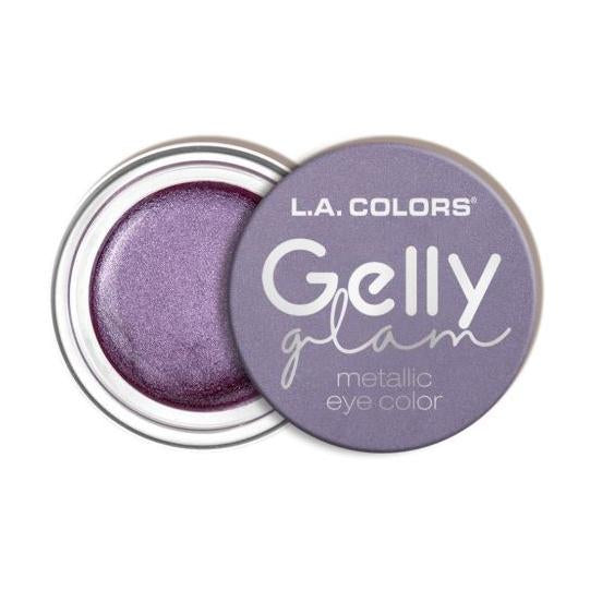 L.A. Colors Gelly Glam Metallic Eye Color
