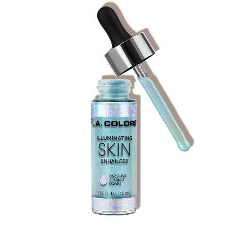 L.A. Colors Illuminating Skin Enhancer Dazzling Sparkle Drops - Cosmic