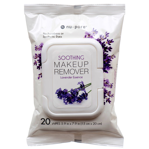 Nu-Pore Soothing Makeup Remover with Lavender Essence
