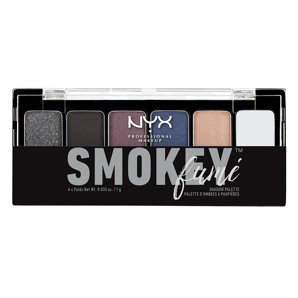 NYX The Smokey Fume Eyeshadow Palette
