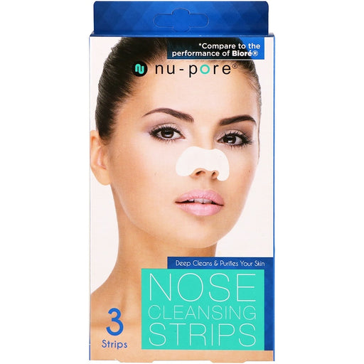 Nu Pore Nose Cleansing Strips