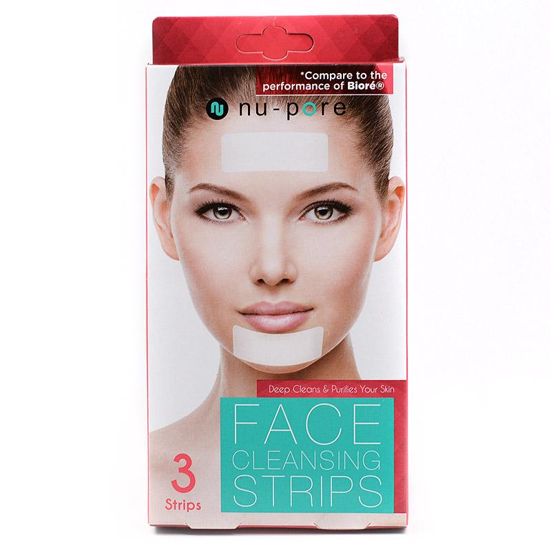 Nu-Pore Face Cleansing Strips