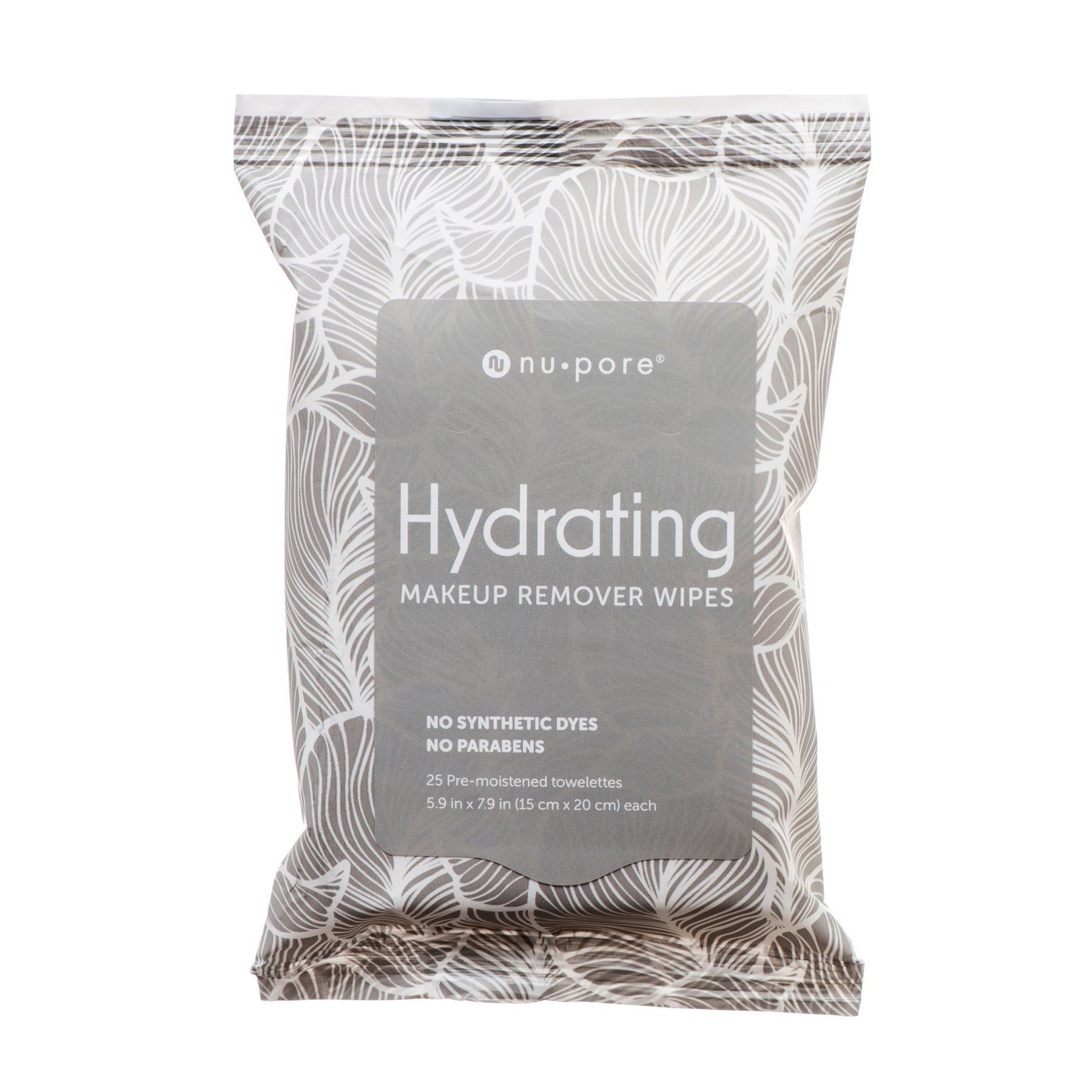 Nu Pore Hydrating Makeup Remover Wipes