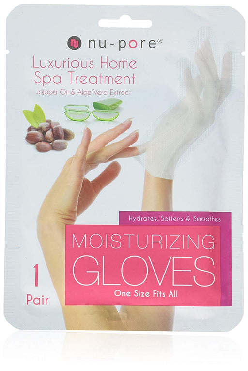 Nu-Pore Moisturizing Gloves