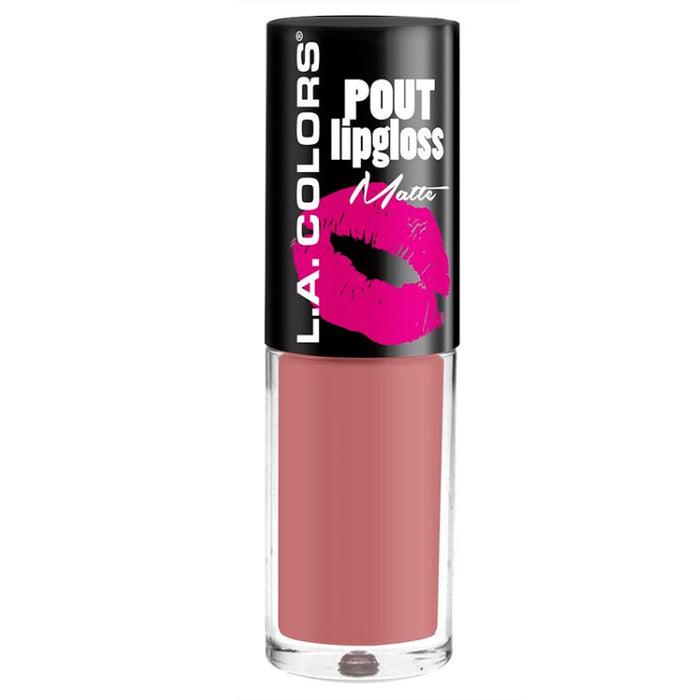 L.A. Colors Pout Matte Lip Gloss
