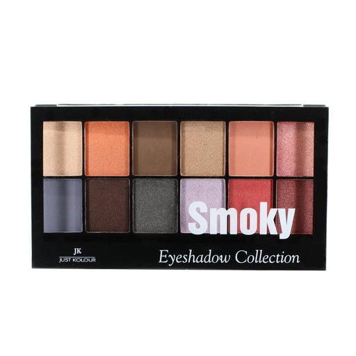 Just Kolour Smoky Eyeshadow Collection - Daytime