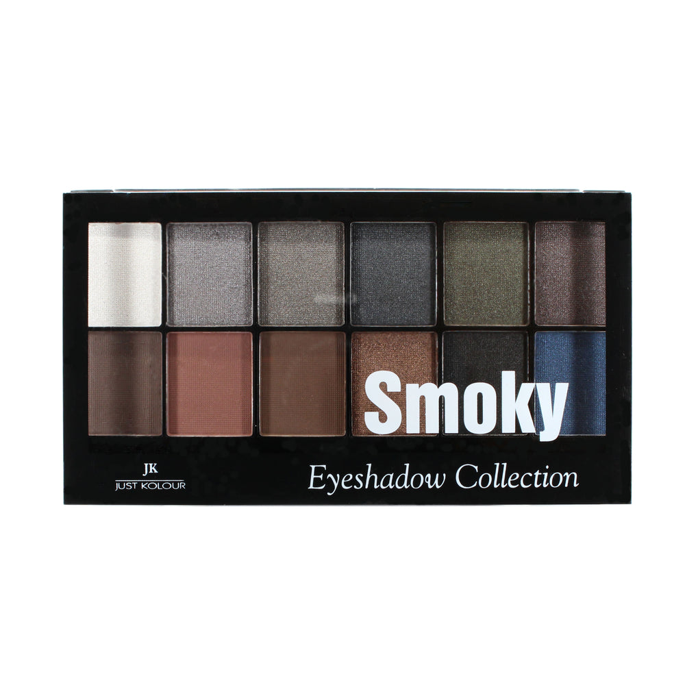 Just Kolour Smoky Eyeshadow Collection - Nighttime