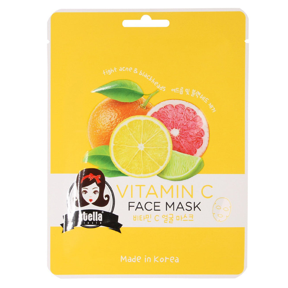 Stella Fiesta Vitamin C Face Mask