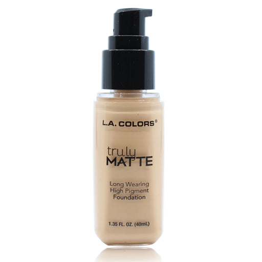 L.A. Colors Truly Matte Liquid Foundation