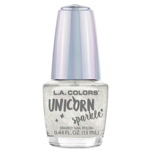 L.A. Colors Unicorn Sparkle Nail Polish