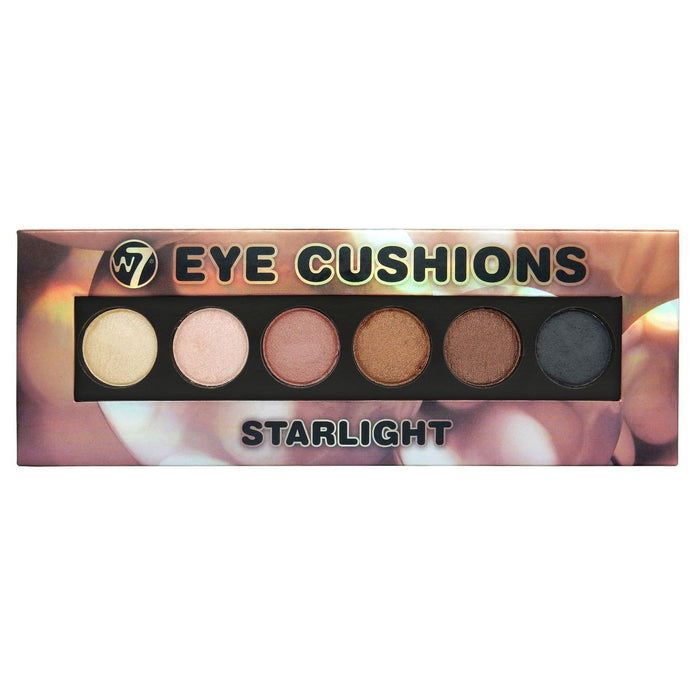 W7 Eye Cushions Palette