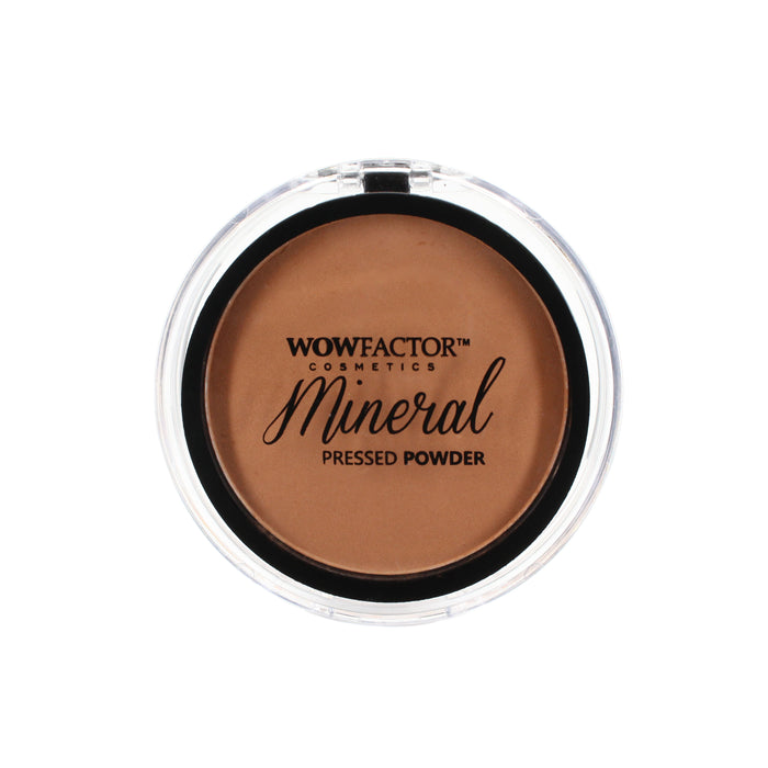 Wow Factor Mineral Pressed Powder