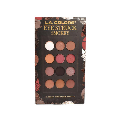 L.A. Colors Eye Struck Eyeshadow Palette