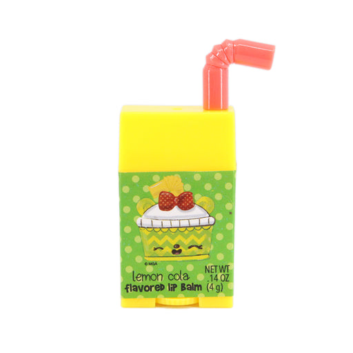 Num Noms Lemon Cola Drink Lip Balm