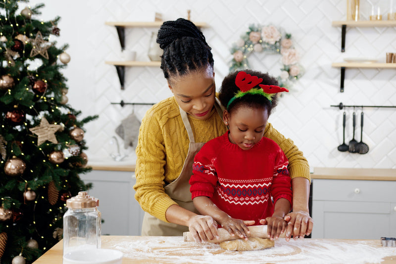Nine Safe Holiday Traditions to Start With Your Little Ones