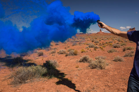 Gender Reveal Smoke Grenade
