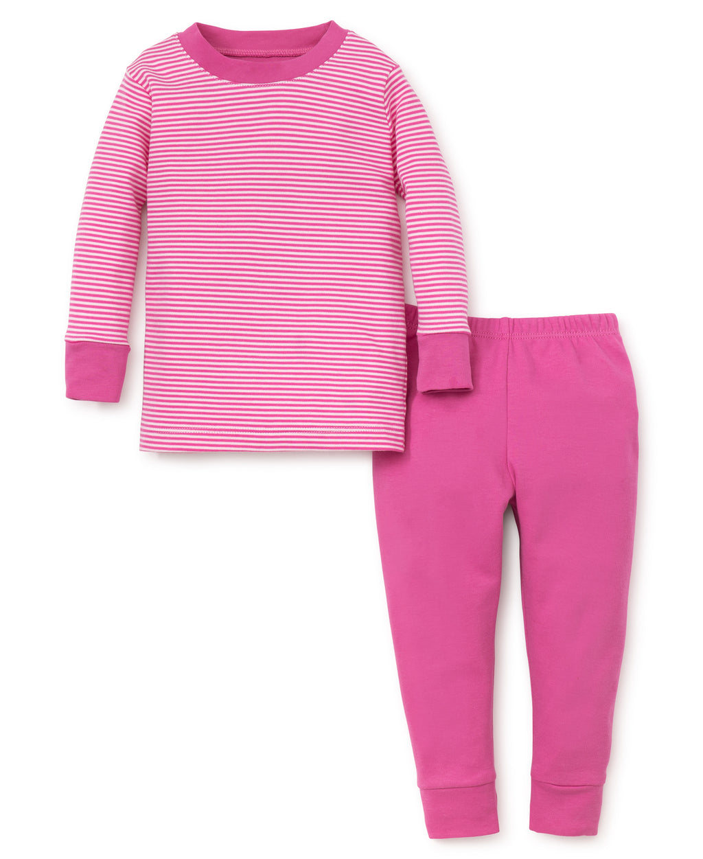 Fuchsia Kissy Essentials Pajama Set