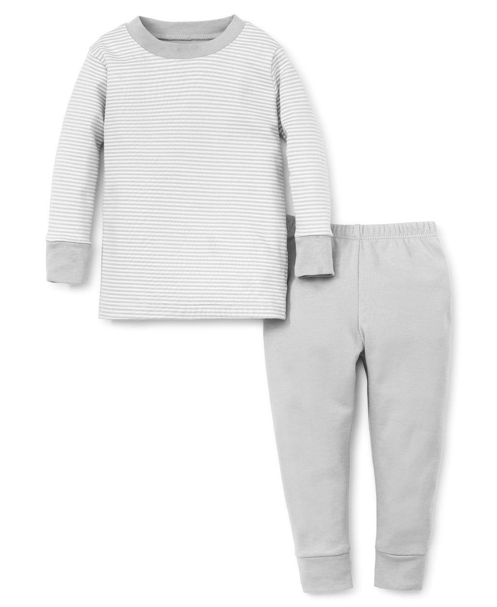 Gray Kissy Essentials Pajama Set