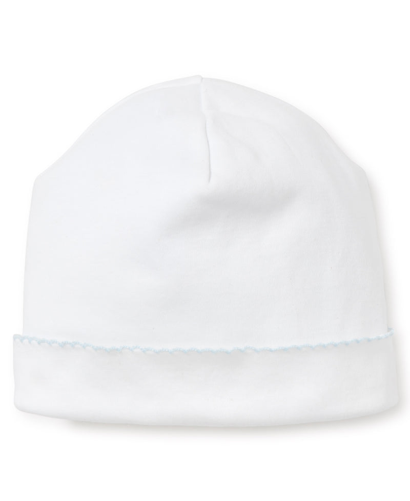 White/Blue Kissy Basics Hat