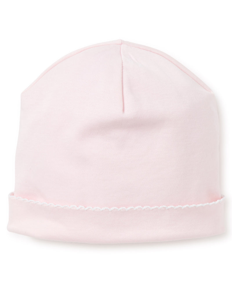 Pink/White Kissy Basics Hat