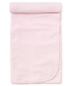 Pink/White New Kissy Dots Print Blanket