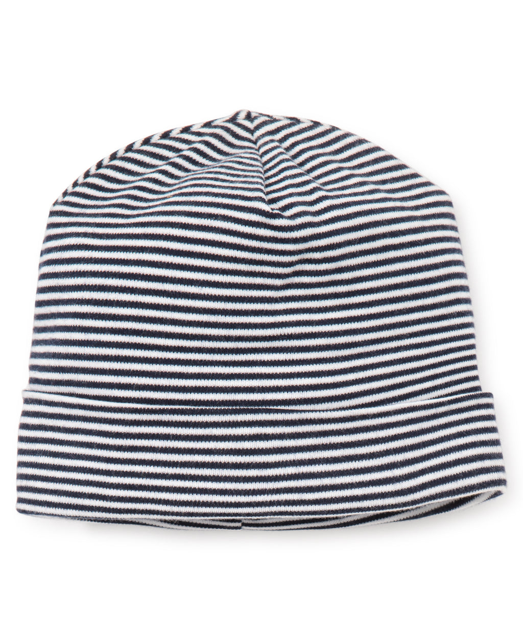Navy Kissy Essentials Stripe Hat