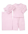 Take Me Home Pink Simple Stripes Bundle Set