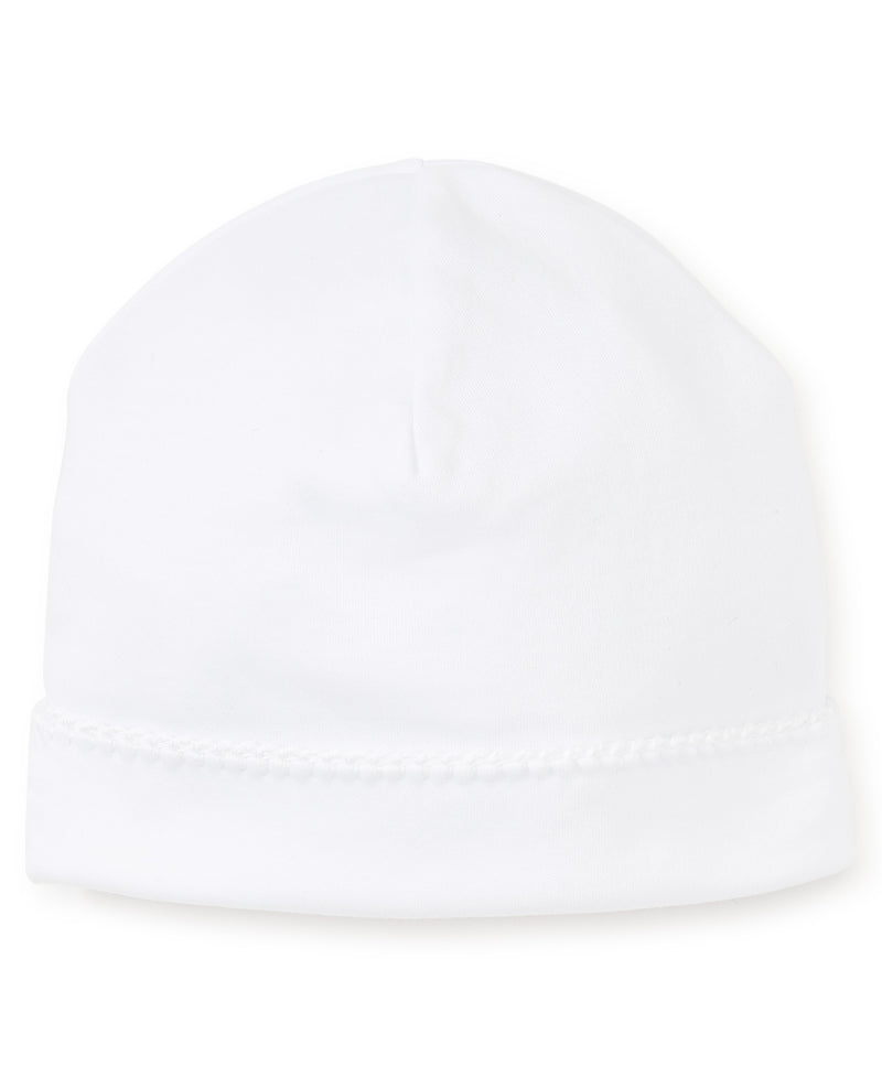 White New Premier Basics Hat