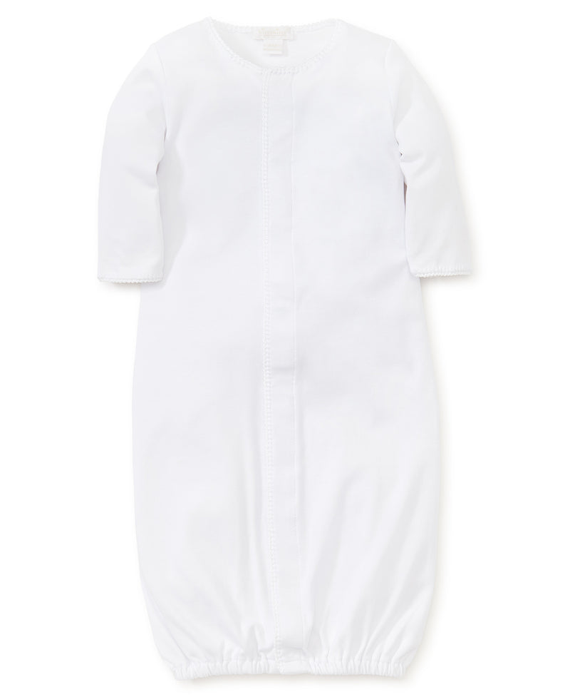 White New Premier Basics Converter Gown