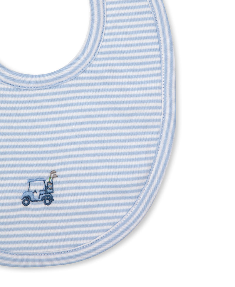 Longest Drive Stripe Bib