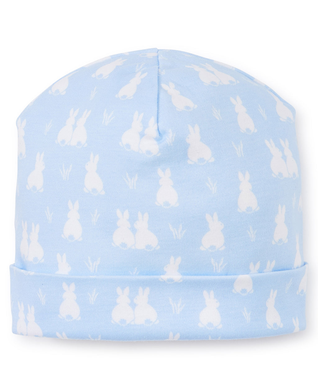 Cushy Cottontails Blue Hat