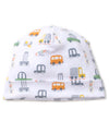 Wild Wheels Print Hat