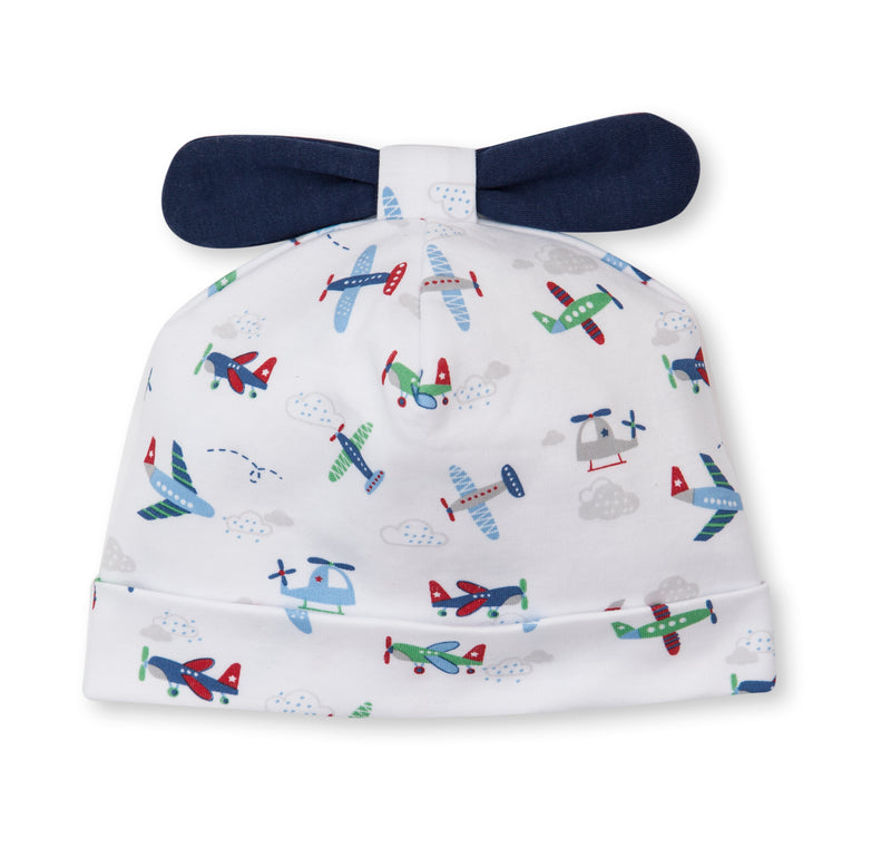 Awesome Airplanes Print Hat