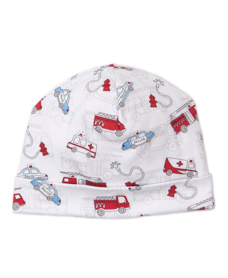Rescue Rally Print Hat