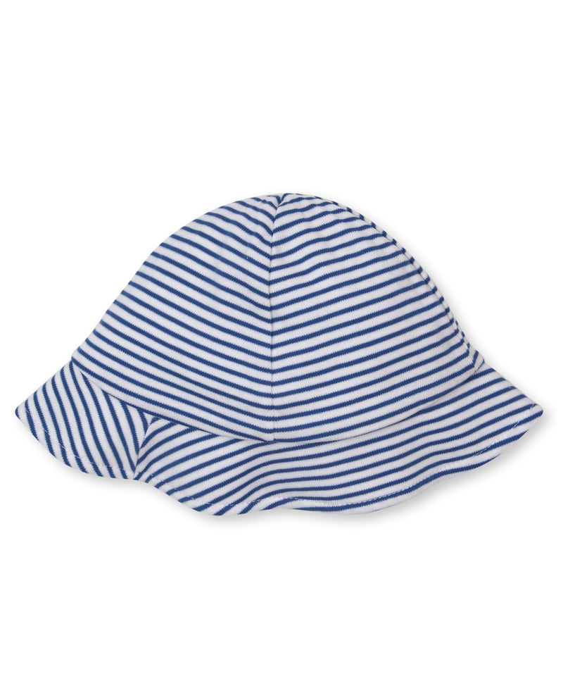 Breaching Whales Reversible Sunhat
