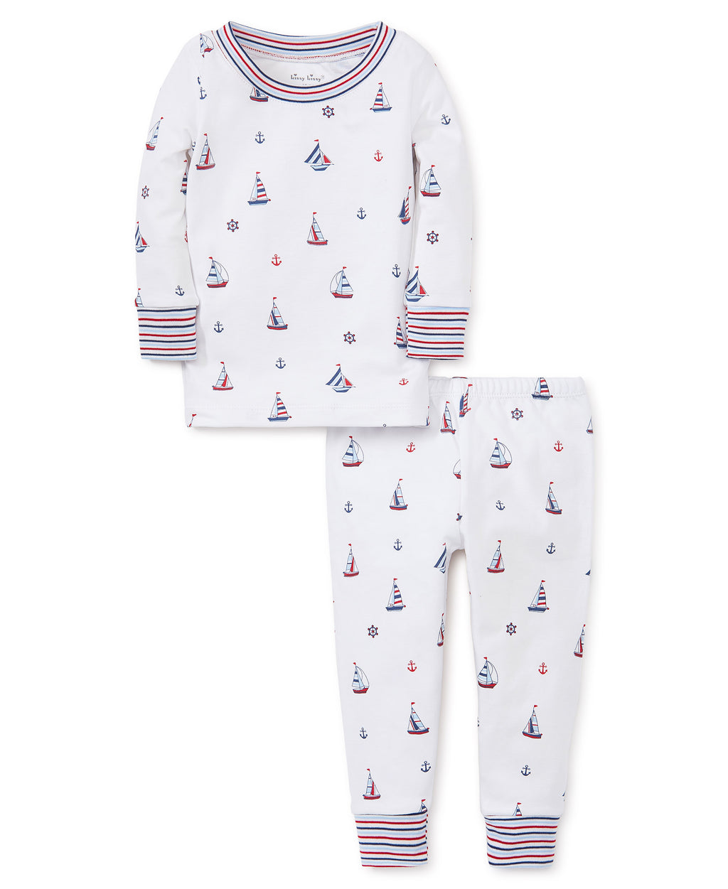 Sails Pajama Set