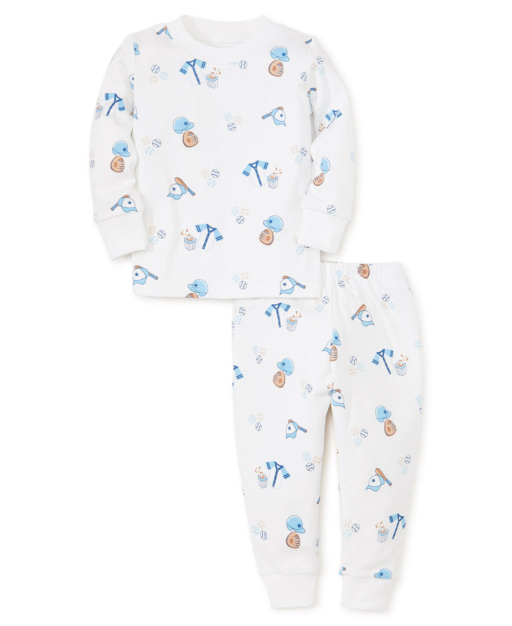 Baseball Pajama Set