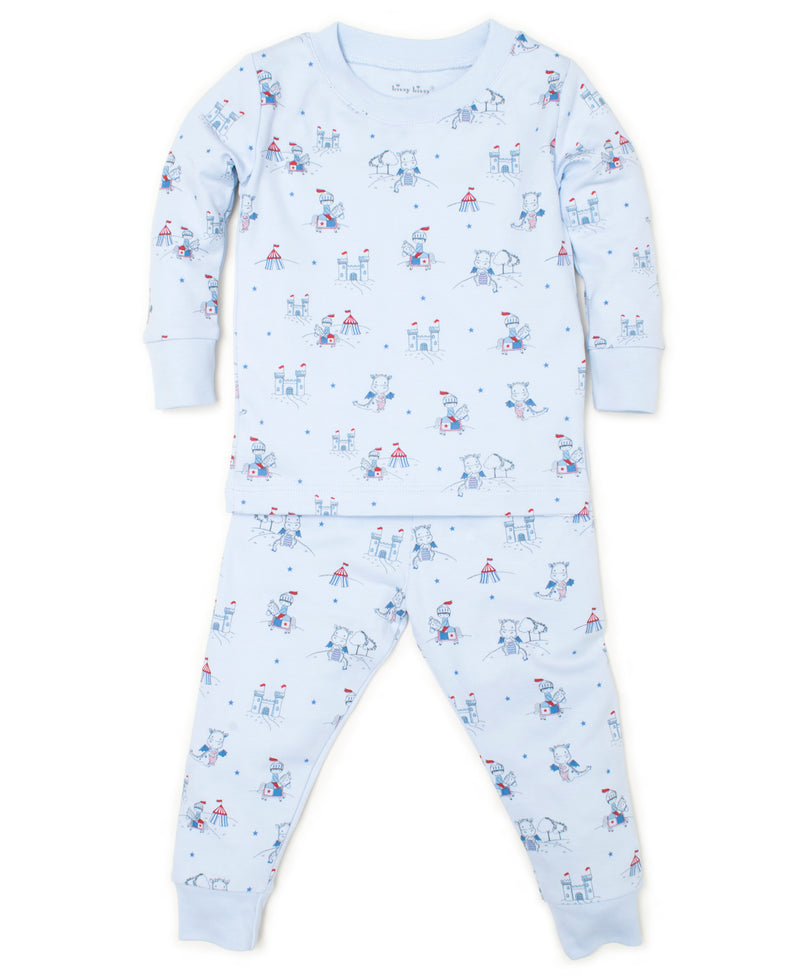 Dragon's Den Toddler Pajama Set