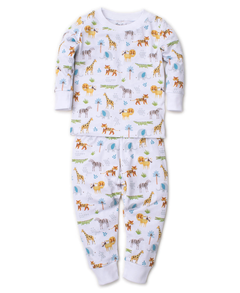 Jungle Junket Toddler Pajama Set