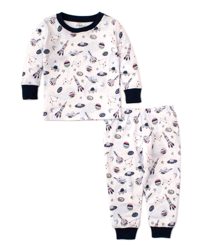 Outer Space Toddler Pajama Set