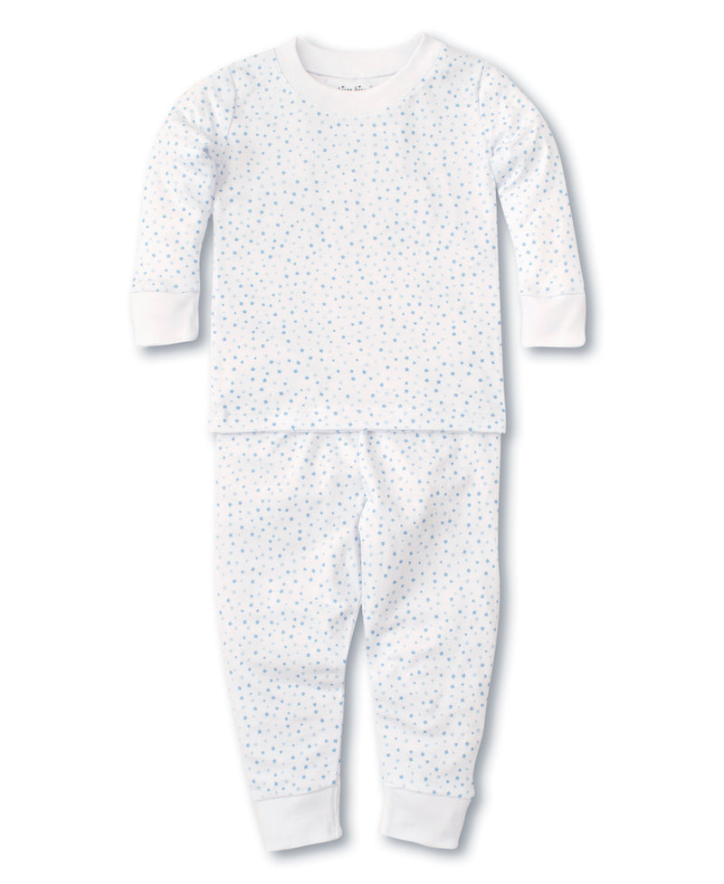 Kissy Superstars White Print Pajama Set