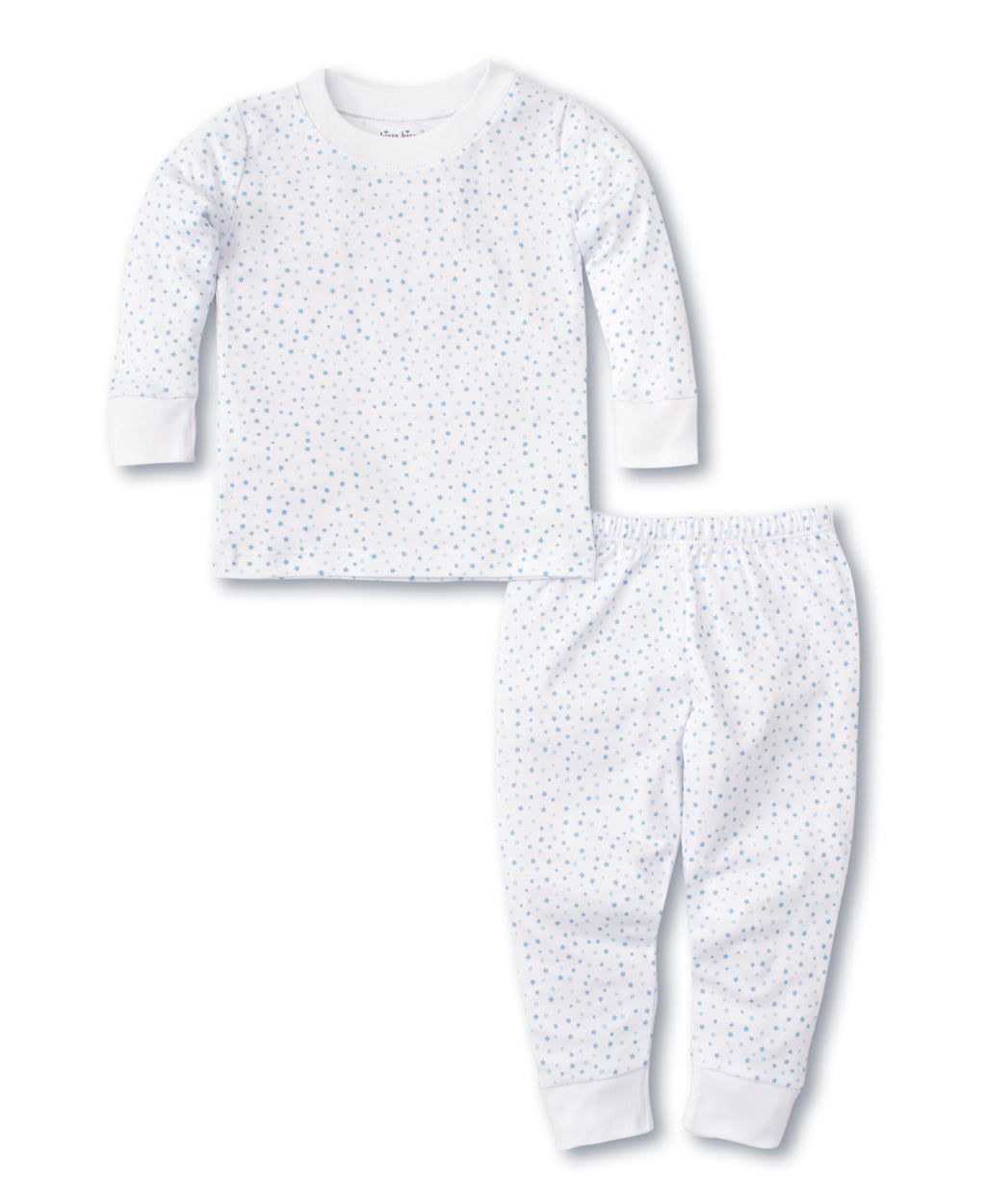 Kissy Superstars White Toddler Pajama Set