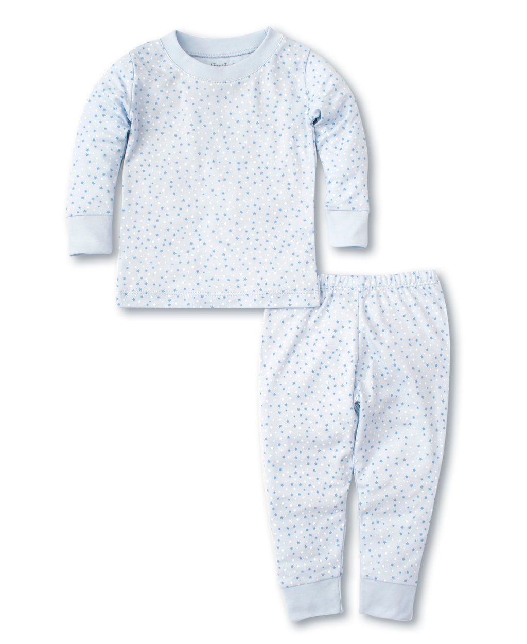 Kissy Superstars Blue Toddler Pajama Set