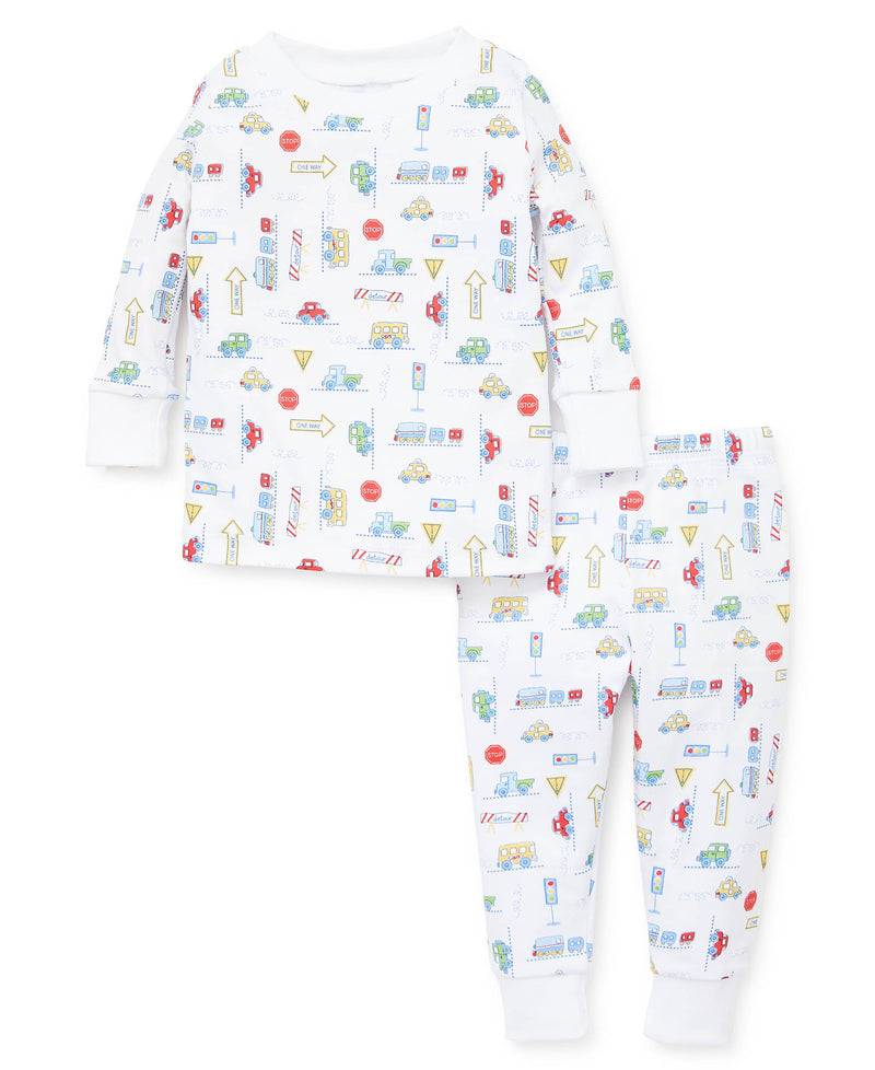 City Detour Pajama Set