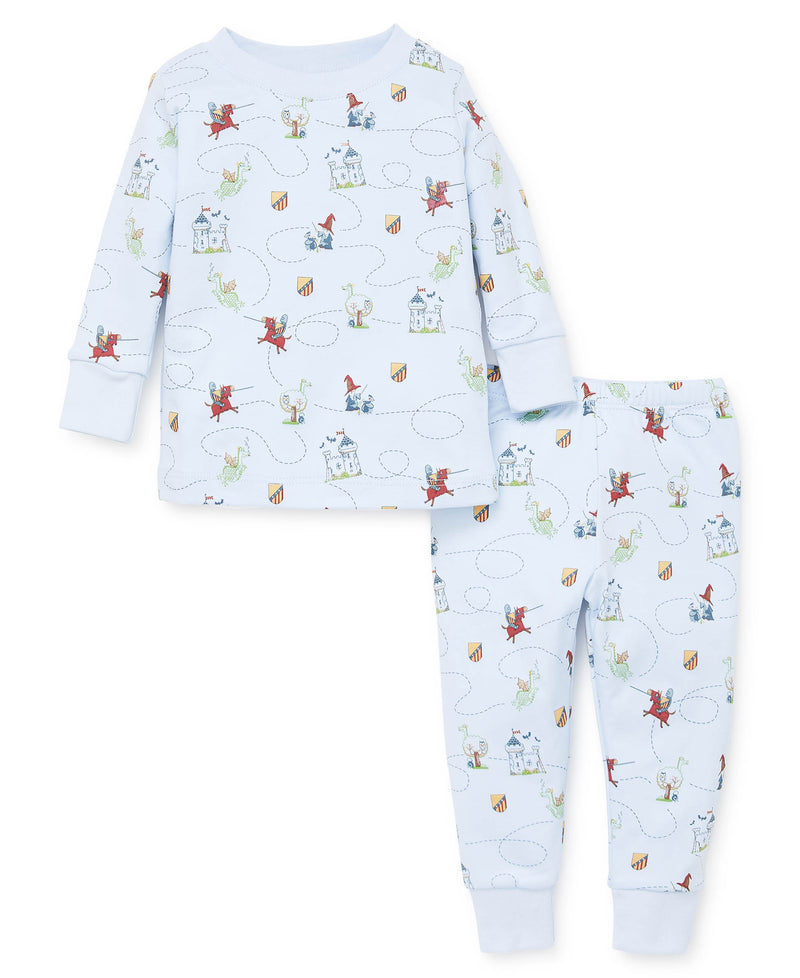 Chasing Dragons Pajama Set